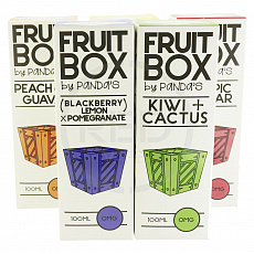 Жидкость Panda's Fruit box